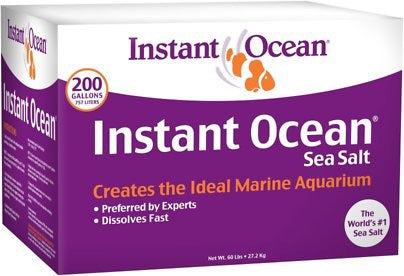 Instant Ocean 200 gallon salt box, Dry Goods - Whitlyn Aquatics - Live Coral