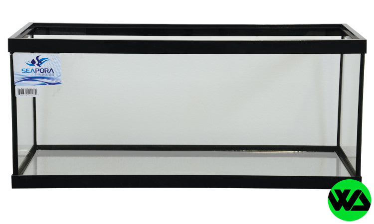 Whitlyn Aquatics - Seapora 20 gallon long aquarium