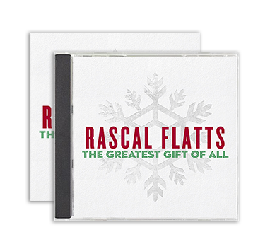 'The Greatest Gift of All' CD
