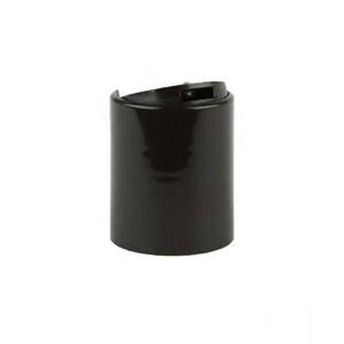 20/410 BLACK SMOOTH PUSH CAP EACH