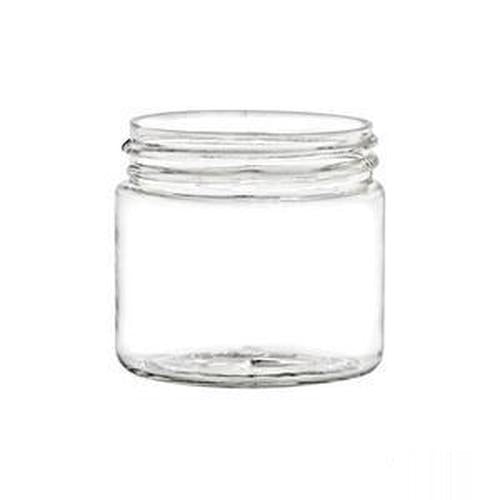 2 OZ CLEAR SINGLE WALL JAR