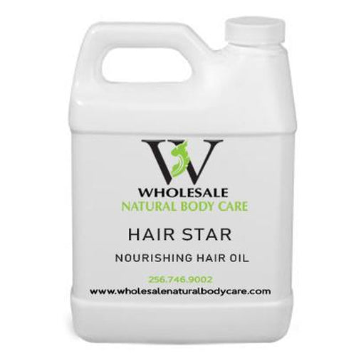 Hair Star Nourishing Hair Oil - Unscented