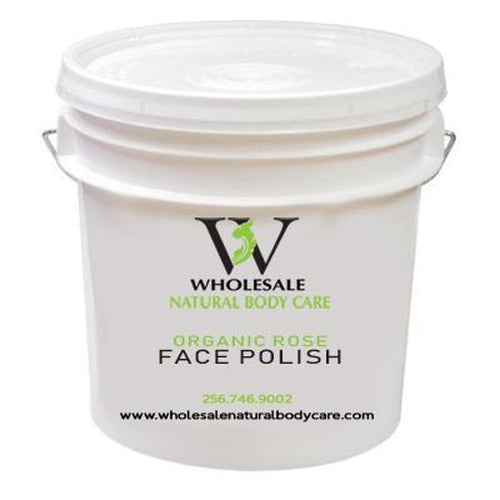Organic Rose Face Polish