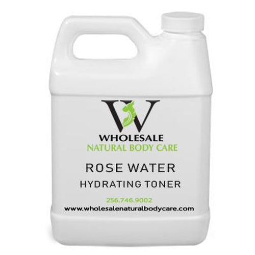 Organic Rose Water Hydrating Toner