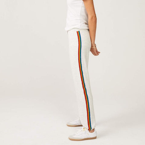 Supersoft Rainbow Stripe Sweats