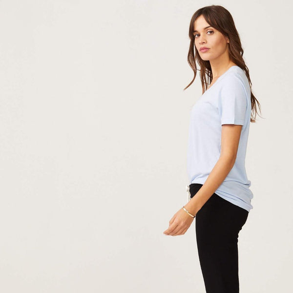 Relaxed Crew Neck Tee