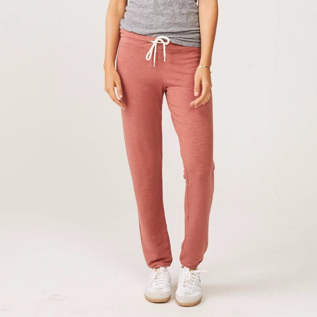 Supersoft Vintage Sweats in Red. - size L (also in M,S,XS) Monrow