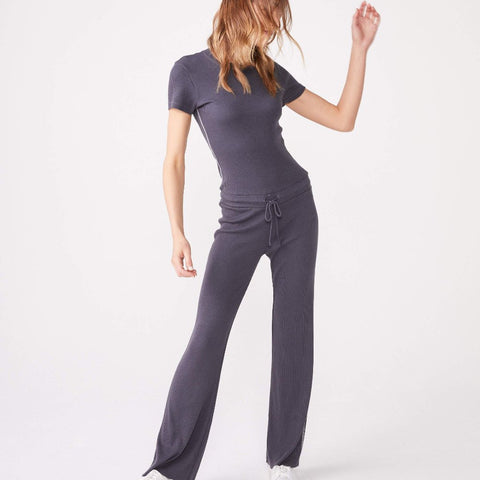Contrast Stitch Jumpsuit (1650791514214)