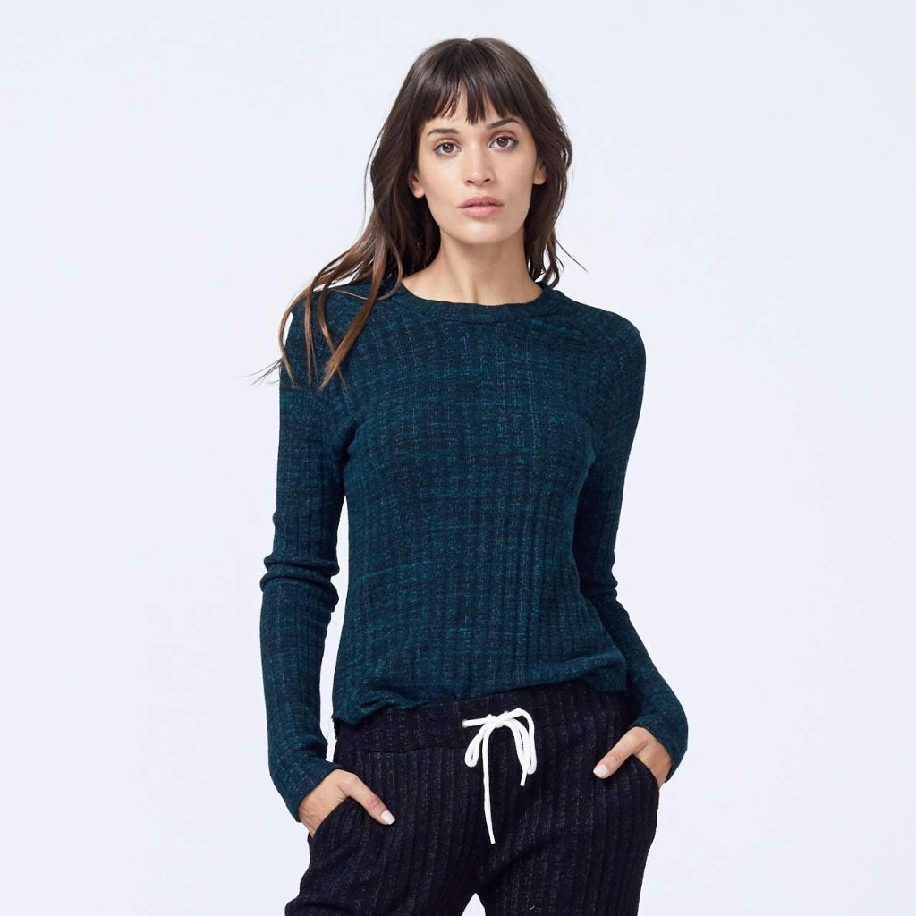 Elbow Slash Sweater