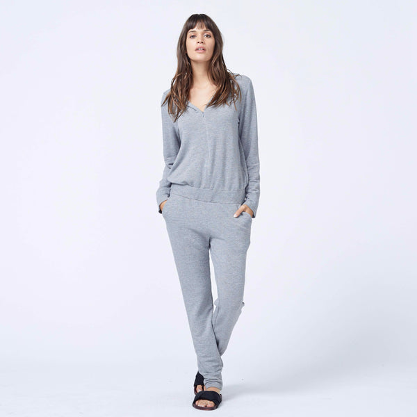 Supersoft Hoody Jumpsuit