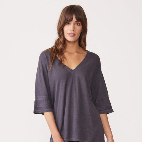 Oversized Athletic Tee