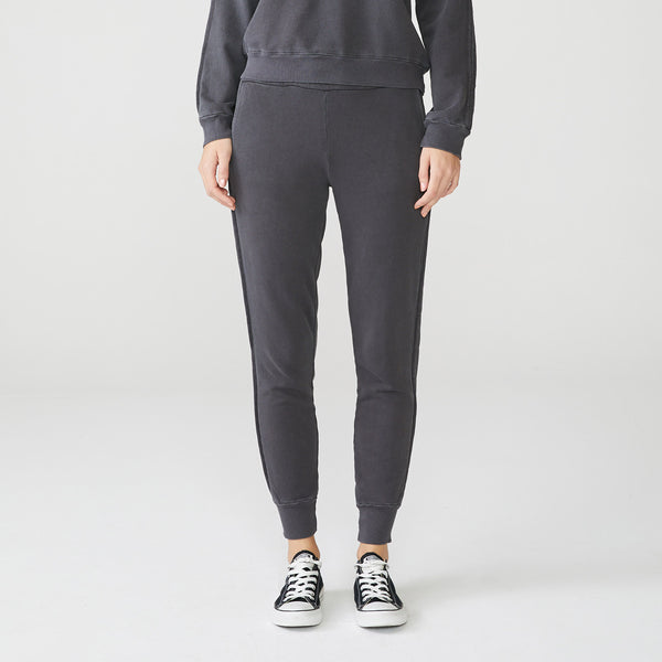 Pintuck Sporty Sweats