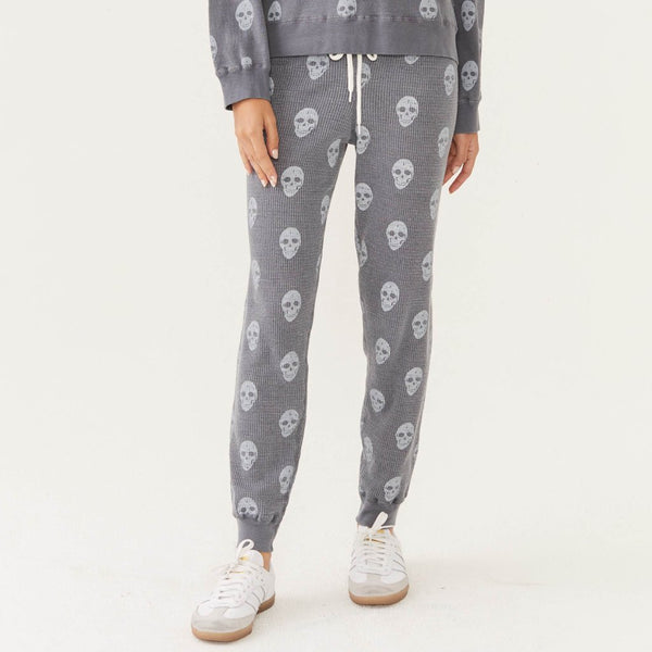 Skull Thermal Sweats