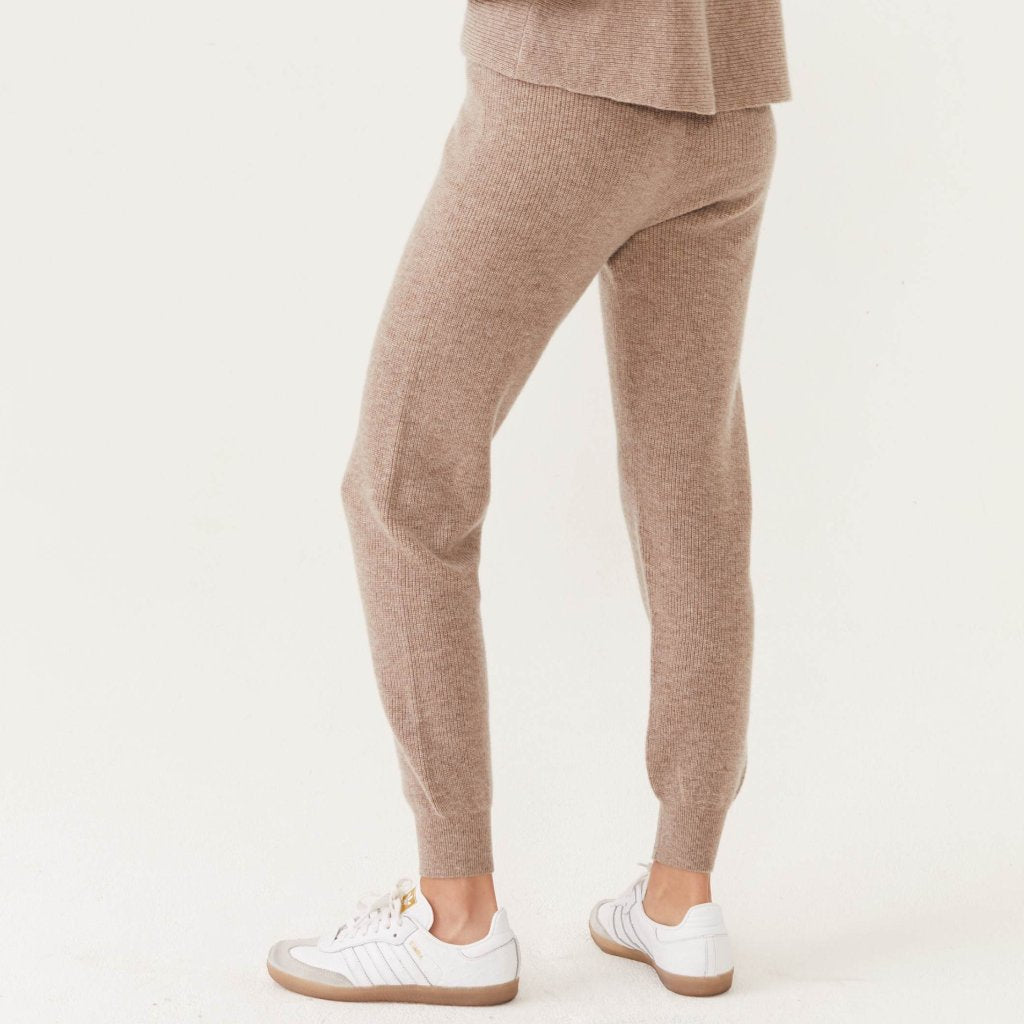 Cashmere Cuff Sweats