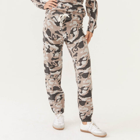 Cashmere Camo Sweats