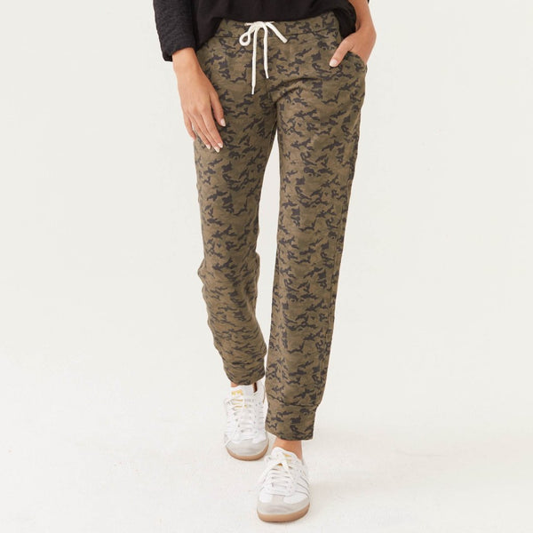 Mini Camo Sporty Sweats