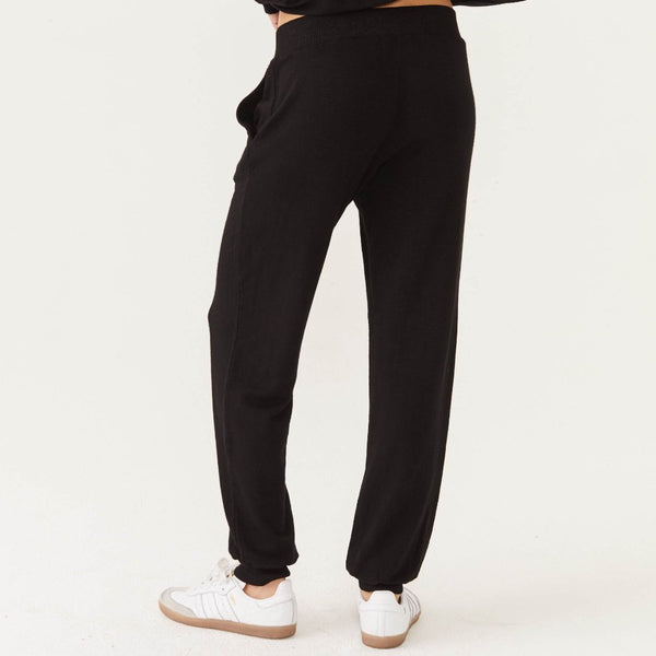 Supersoft Lace Up Cuff Sweats