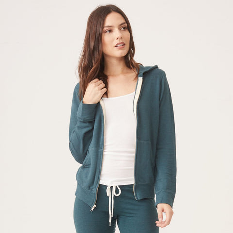 Supersoft Zip Up Hoody (1478850707558)