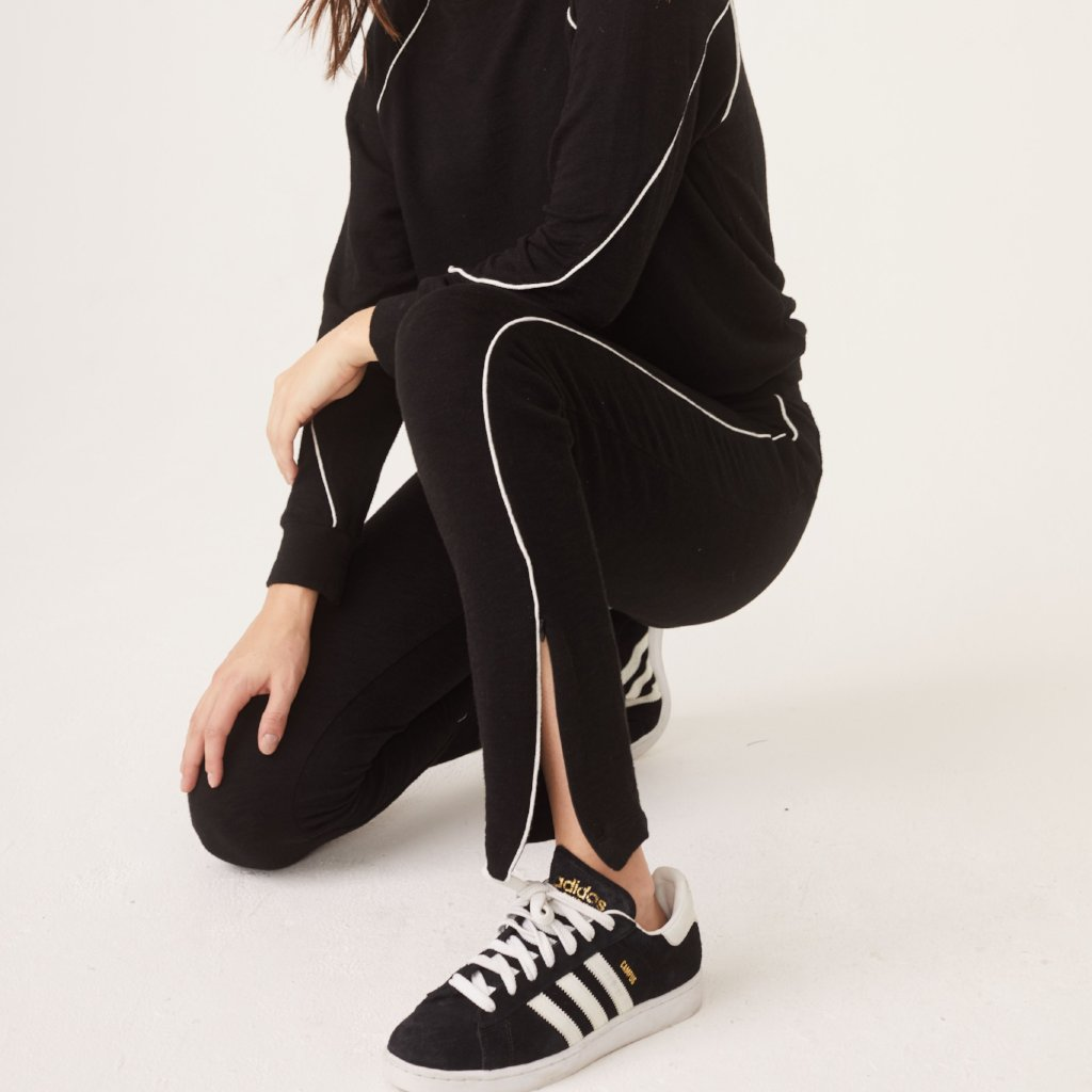 Supersoft Slit Sweats