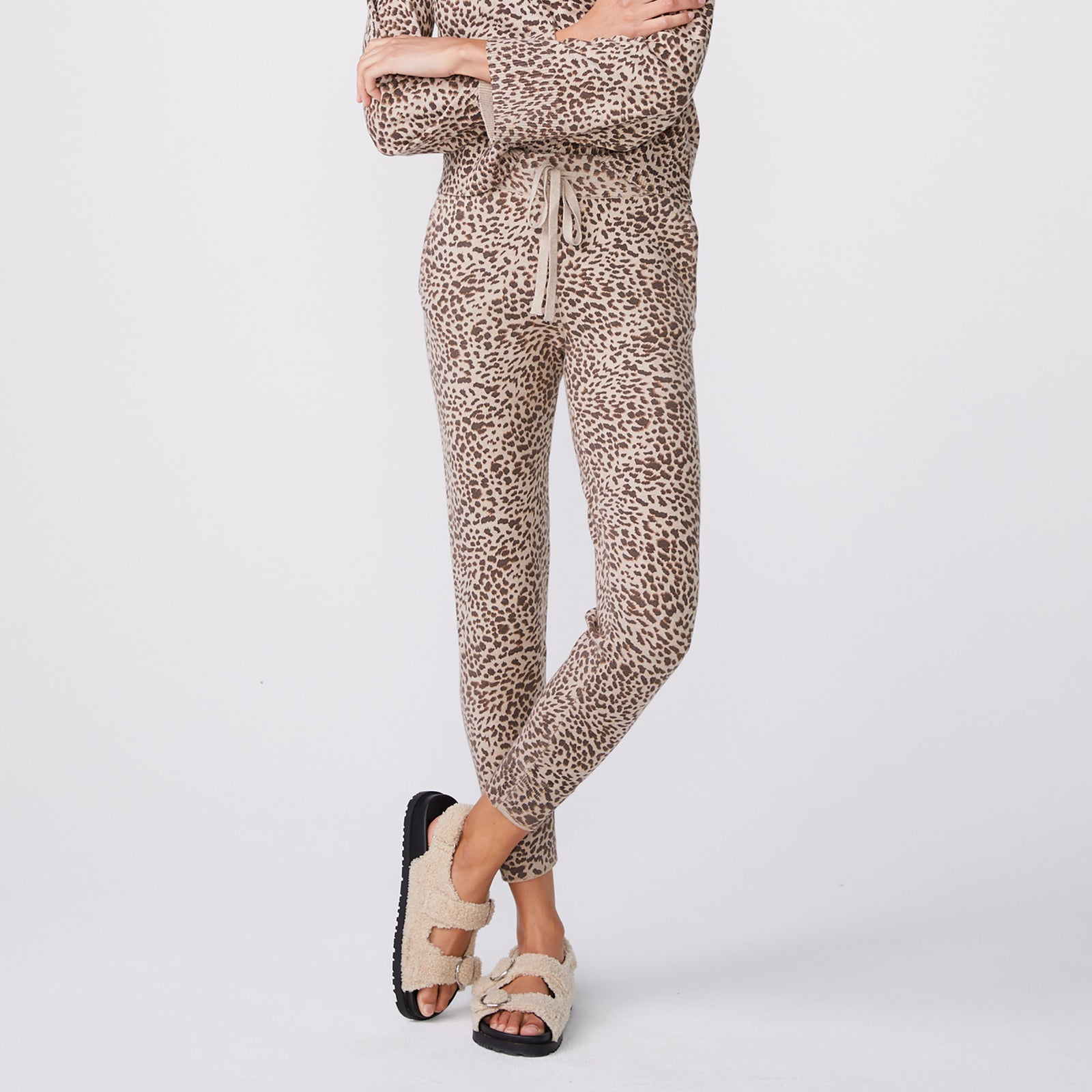 Mini Leopard Sporty Sweats (6147257368758)