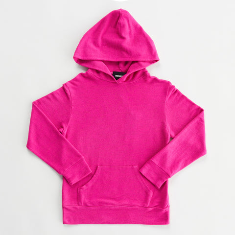 Kids Supersoft Pullover Hoody (6089383870646)