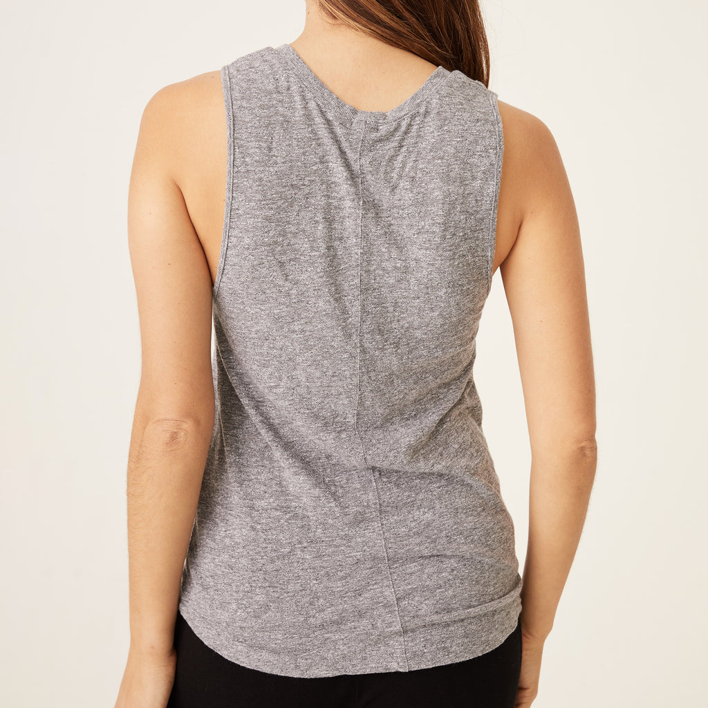 Slash Muscle Tank