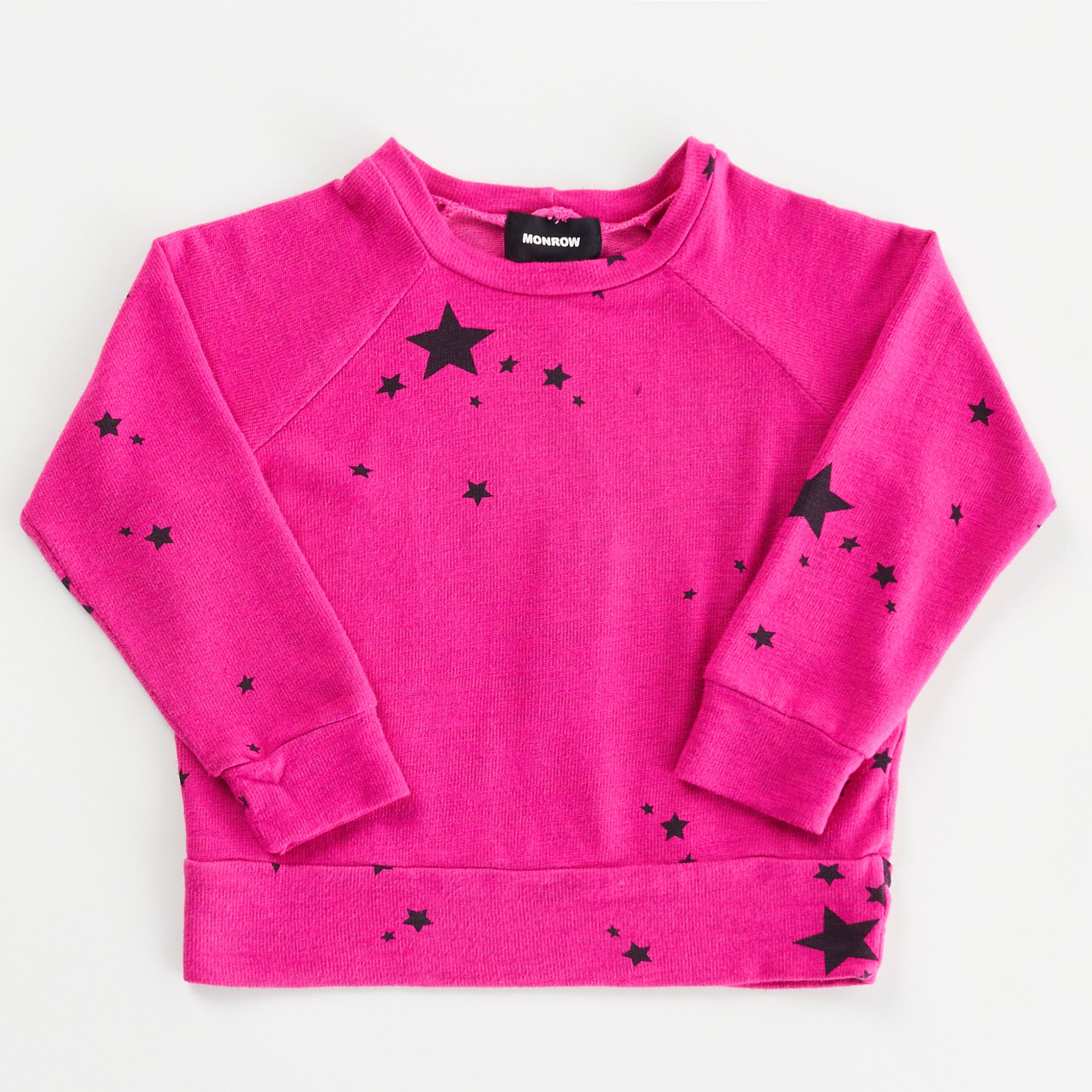 Kids Supersoft Stardust Raglan (6089397010614)