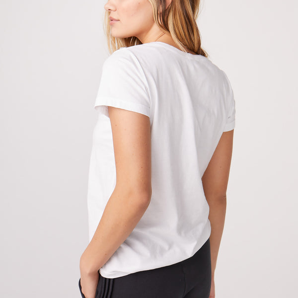Loose Scoop Tee