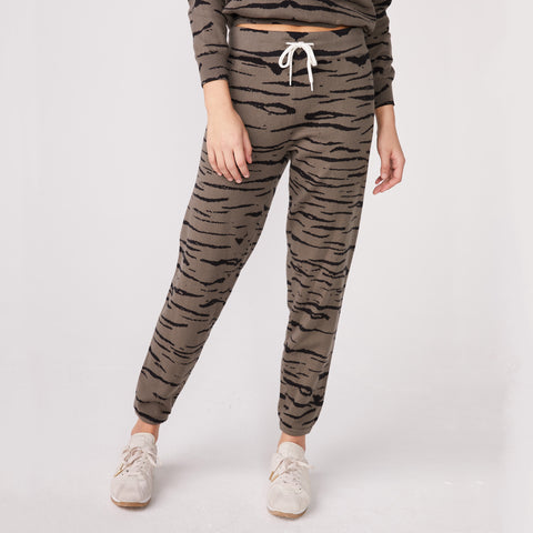 Cashmere Tiger Vintage Sweats