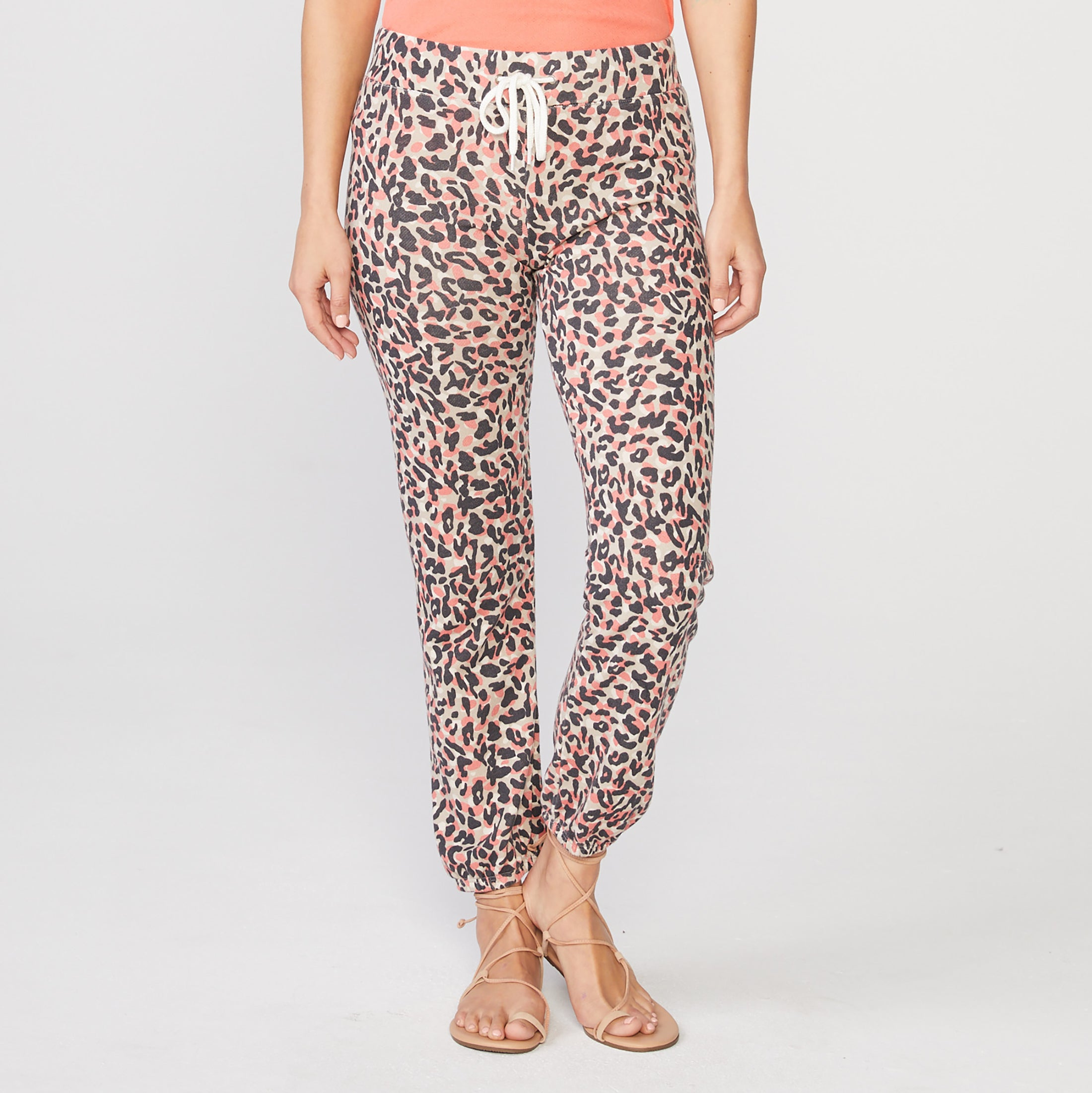 Animal Print Vintage Sweats