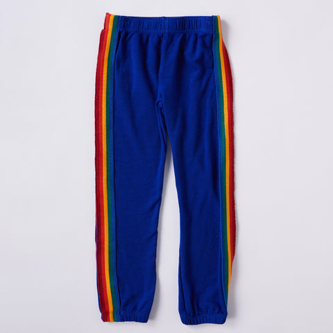 Kids Supersoft Rainbow Stripe Sweats (6089383018678)