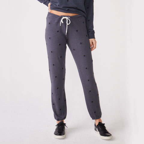 Supersoft Embroidered Star Vintage Sweats