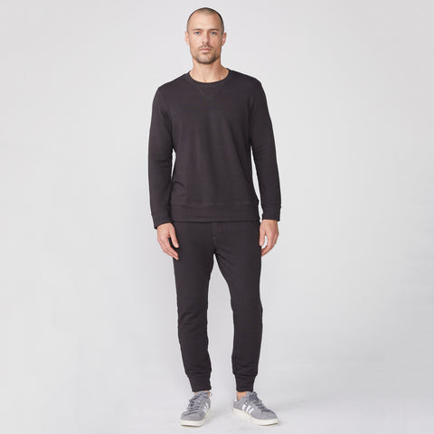 Supersoft Fleece Crew Neck Sweatshirt