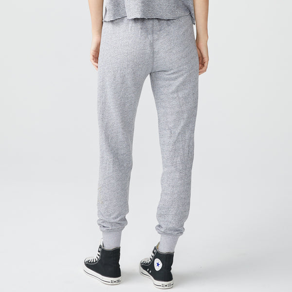 Granite Star Studded Cuff Sweats