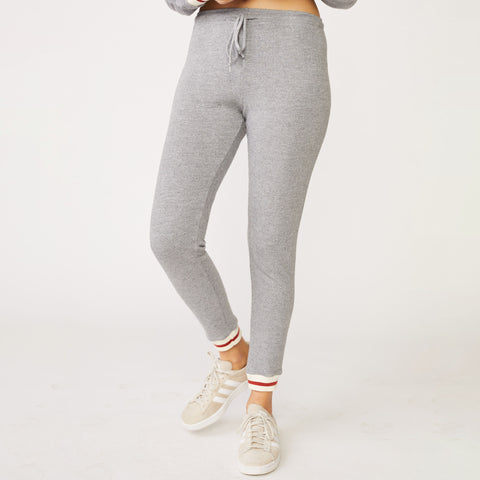Supersoft Elastic Cuff Skinny Sweats