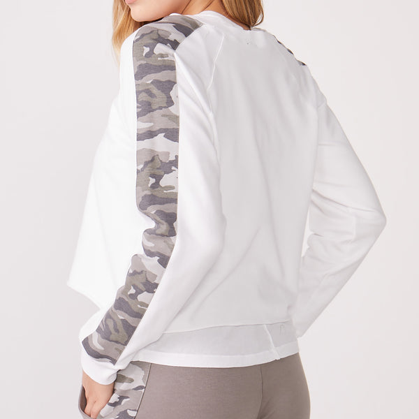 Double Layer Sweatshirt
