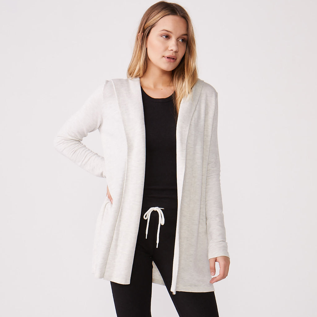 Supersoft Hooded Cardigan