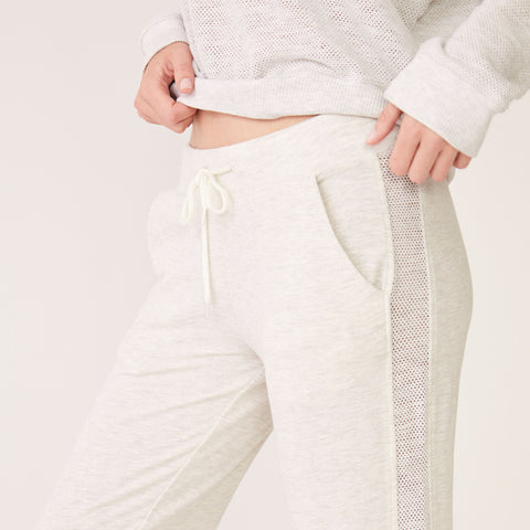 Supersoft Mesh Side Sporty Sweats (3519305089126)