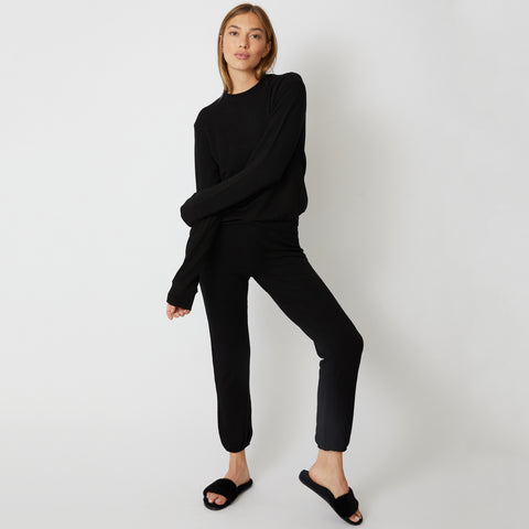 Supersoft Elastic Waist Sweats (4812469928038)