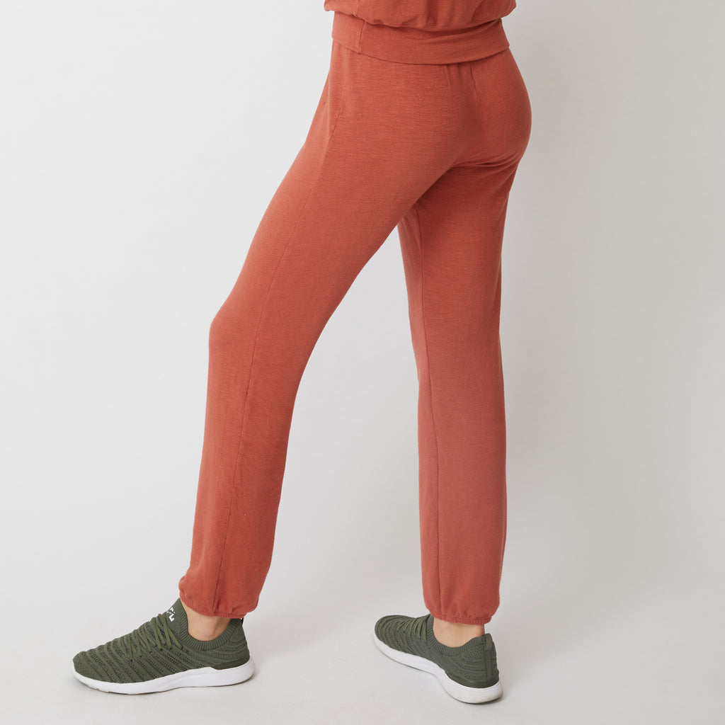 Supersoft Elastic Waist Sweats