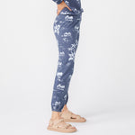 Hawaiian Elastic Waist Sweats (6592531136694)