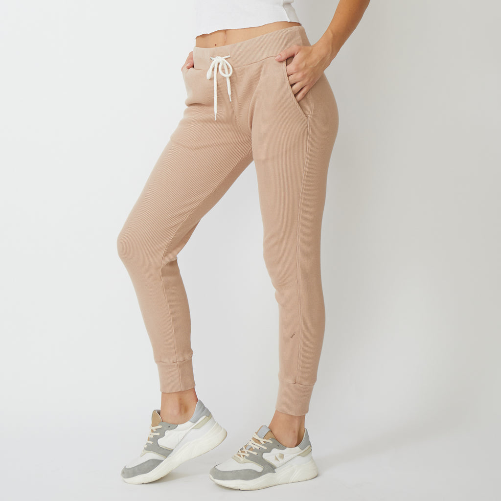 Rib Sporty Sweats