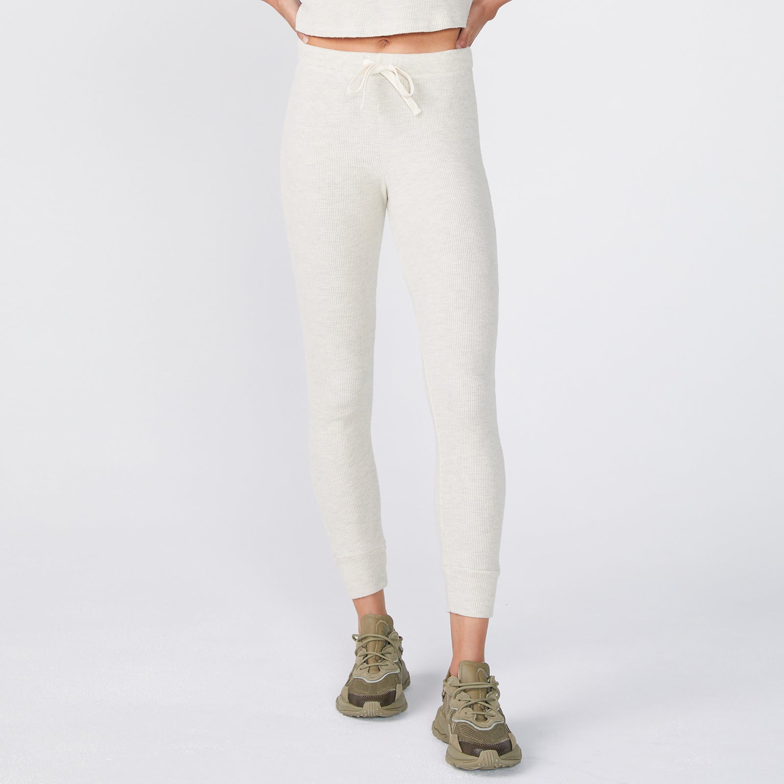 Brushed Thermal Skinny Sweats (6551222616246)