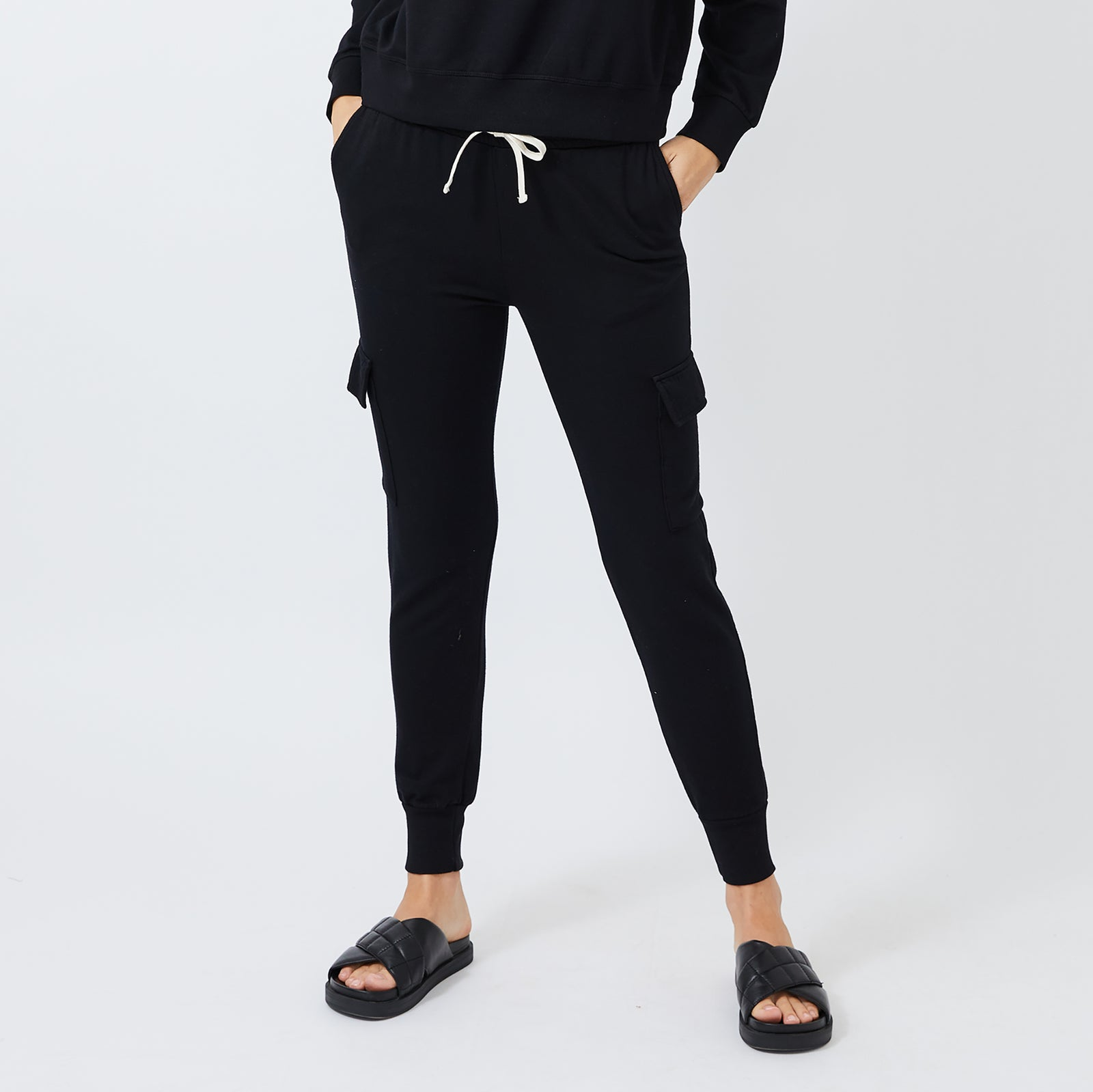 Patch Pocket Cargo Jogger