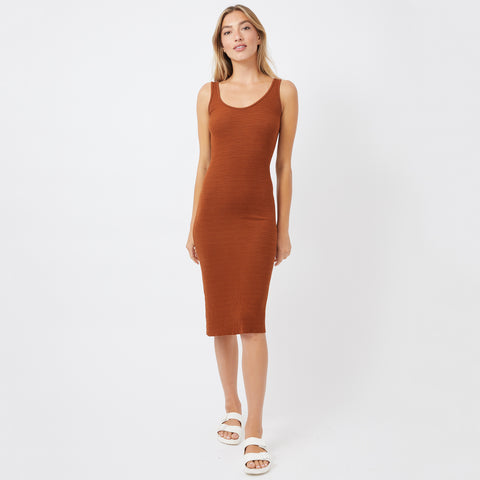 Supersoft Rib Tank Dress (4945169514598)