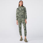 Urban Camo Sporty Zip Up Hoody (6551222288566)