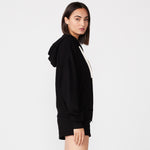 Supersoft Fleece Slouchy Zip Up (6592533921974)