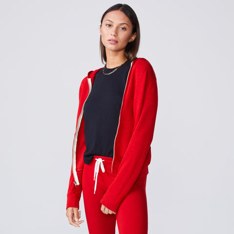 Supersoft Zip Up Hoody (3880572813414)