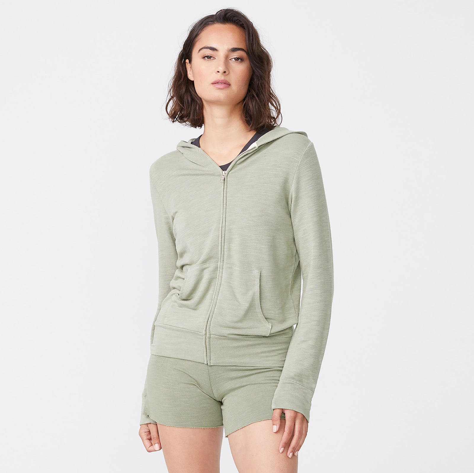 Supersoft Zip Up Hoody (718834958363)