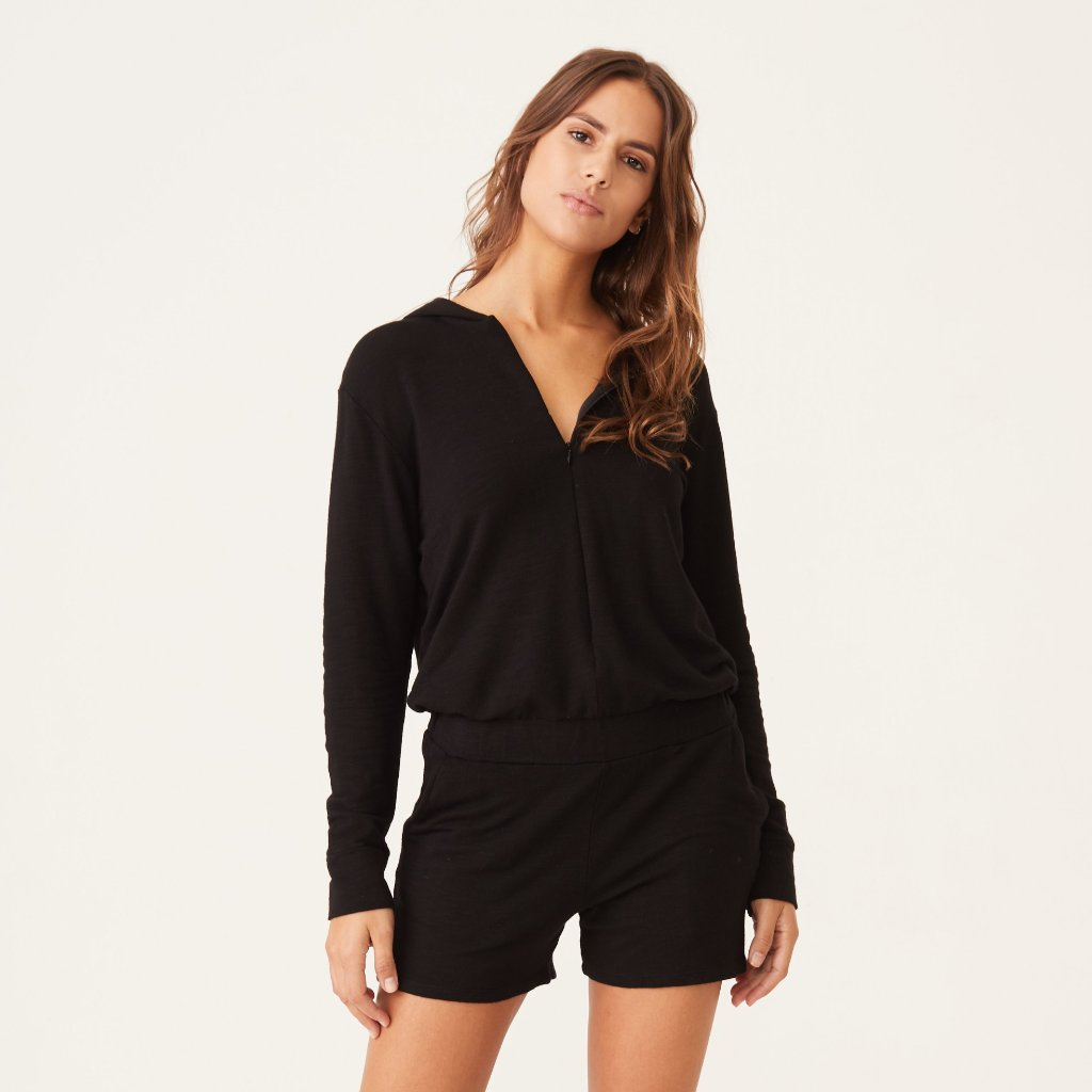 Supersoft Short Romper